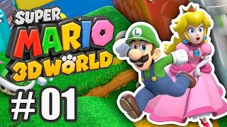 Zombey und Chessie legen LOS! | #01 | Super Mario 3D World