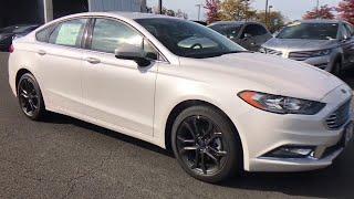 2018 Ford Fusion Chantilly, Leesburg, Sterling, Manassas, Warrenton, VA 85584