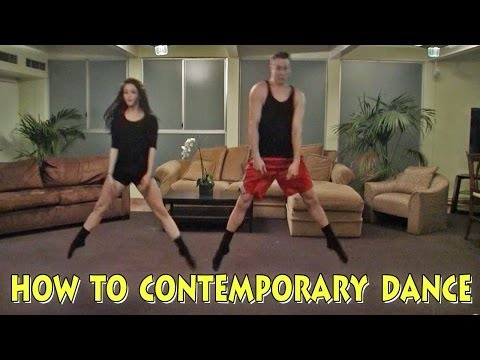 Contemporary Dance How-To HILLARIOUS