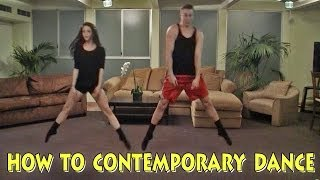 One of PUNCHROBERT's most viewed videos: Contemporary Dance How-To HILLARIOUS