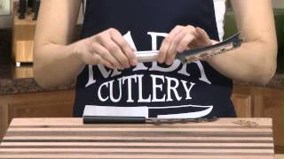 The Best Knife To Slice Cheese - American Made Cheese Knife | Radacutlery.com