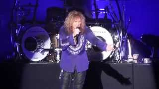 """You Keep on Moving"" Whitesnake@Trump Taj Mahal Atlantic City 7/25/15 Purple Tour"