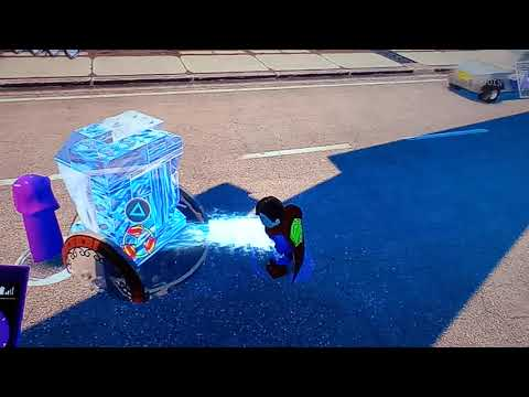 Lego DC super villains map glitch  