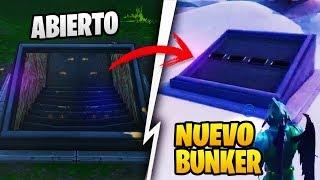 *FILTRADO* NUEVO BUNKER LLEGARA AL MAPA DE FORTNITE - Temporada 7