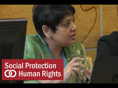 Civil Society and Women's Right to Social Protection