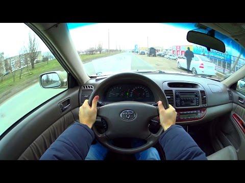 2004 Toyota Camry V6 POV Test Drive