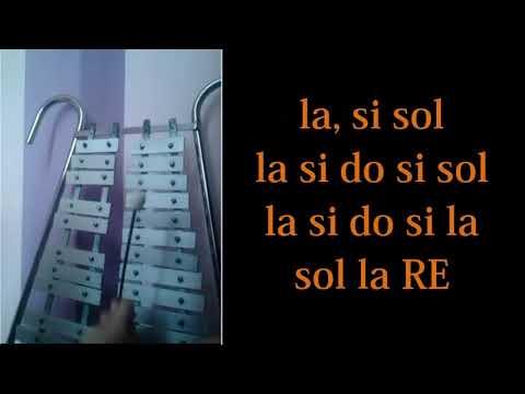 HIMNO DE LA ALEGRIA - NOTAS - LIRA