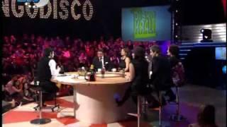 Disko Kralı 19 Şubat 2011-Mahmut Tuncerden Kopma garantili sözler =))