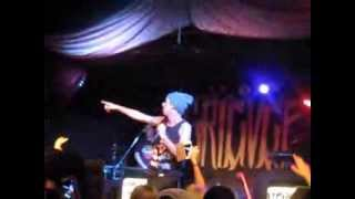 """Grieves """"Falling From You"""" *Live in Calgary November 1, 2013*"""