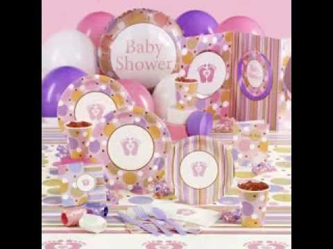 diy ideas for for baby shower decorations