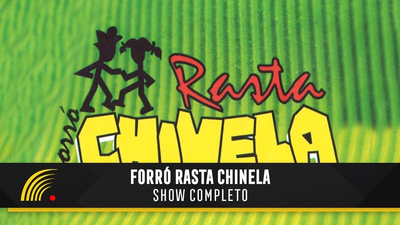 Forro Rasta Chinela Show Completo 2004 Youtube