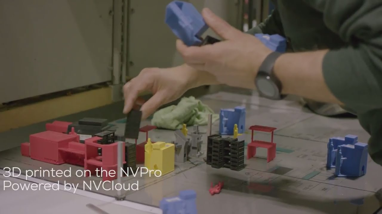 NVBOTS: 3D Printing For Everyone at Hypertherm