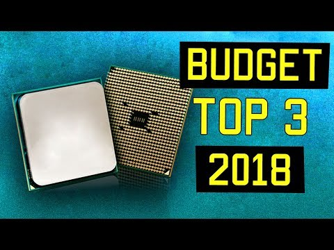 Best Budget CPU for Gaming 2018!