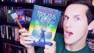THE HAMMER OF THOR BY RICK RIORDAN | MAGNUS CHASE AND THE GODS OF ASGARD