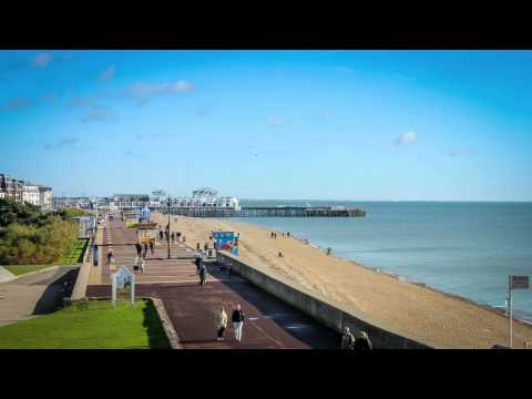 Southsea Seafront Timelapse