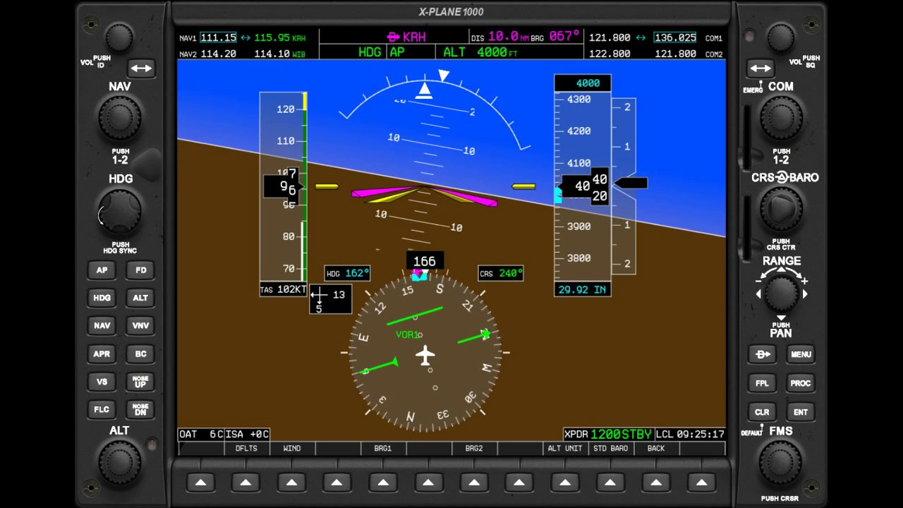 How To Fly A Dme Arc  Without Fms