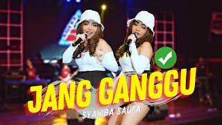 Syahiba Saufa - Jang Ganggu (Official Music Video ANEKA SAFARI)