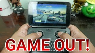 THE MOBILE GAMING GOD! (GPD Win Unboxing / Games Test / Streaming / Benchmark)