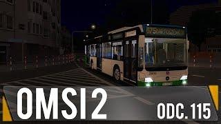 Szczecin, linia 675 (OMSI 2 #115)