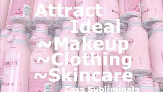 Attract Ideal Makeup/Clothing/SkinCare