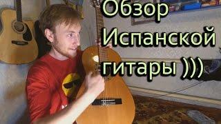 Обзор на гитару ADMIRA mod. MAlAGA (или почему у китайской классики вырывает мостик)