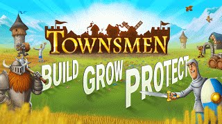 Townsmen - Cinematic Trailer // iOS & Android