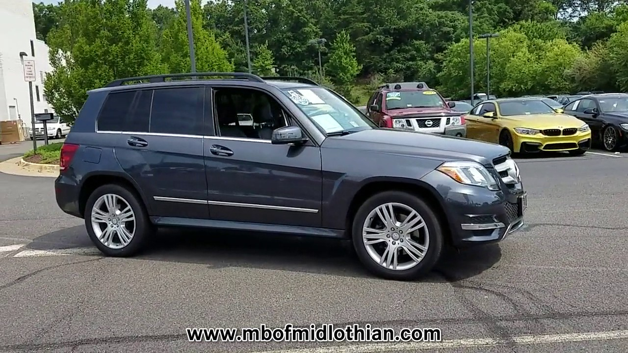 Used 2015 Mercedes Benz Glk Class Glk350w2 Local Lease Turn In Pano Mbcpo At Mercedes Benz Midl