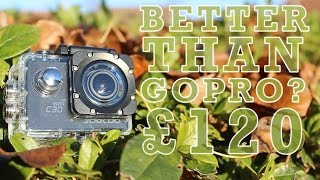 Better Than GoPro? - Best Action Camera For £120 - Soocoo C30 Action Camera Unboxing And Review (HD)