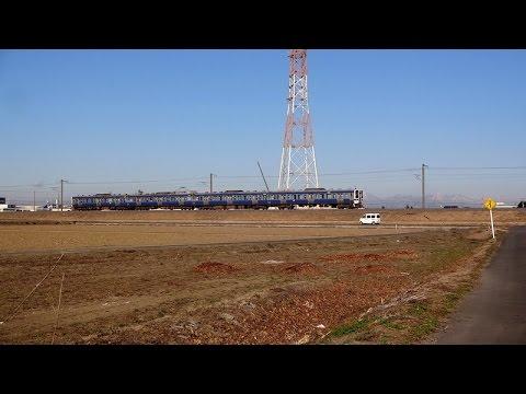 水戸線 心の旅路 415系 本日の凡作 2015/01/09