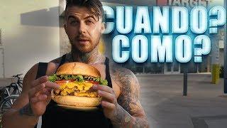 connectYoutube - TODO sobre el CHEAT MEAL | Rutina Pecho y Hombro Definicion