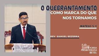 28/03/2021 - O QUEBRANTAMENTO COMO MARCA DO QUE NOS TORNAMOS