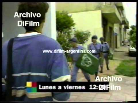 DiFilm - Promo America Noticias 12 horas 1997