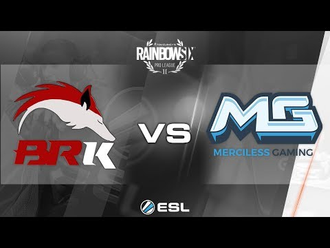 Rainbow Six Pro League - Season 3 - LATAM - BRK E-Sports vs. Merciless Gaming - Week 2