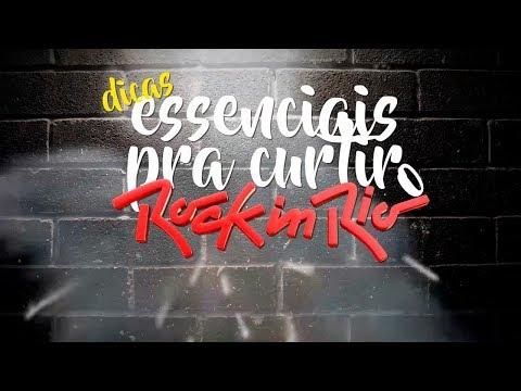 Manual de Sobrevivência Rock in Rio 2017!!