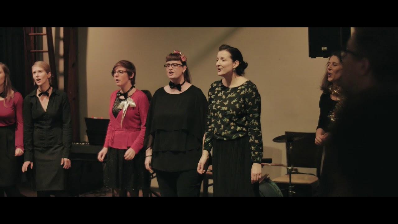 B Swingt Der Chor Swing In Der Alten Turnhalle Weihnachtsfest
