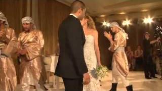 Arabic Wedding Zaffa with Russian Toast  | Bloomsbury Films ®