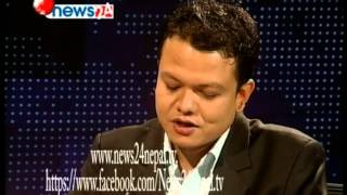 REAL FACE WITH PREM BANIYA, GUEST : AMRESH KUMAR SINGH(leader of nepali congress)-part (2)