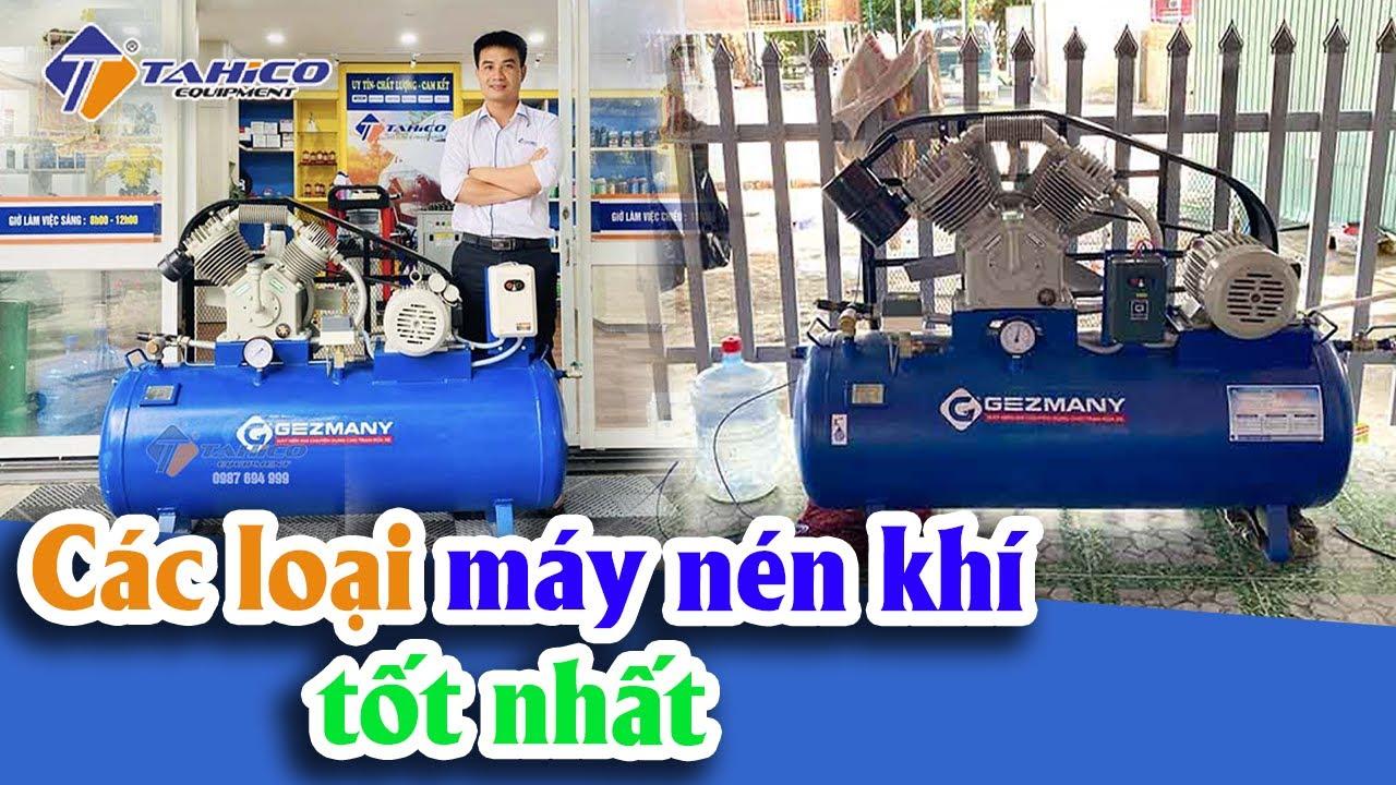 [TOP] Các loại máy nén khí tốt nhất cho tiệm rửa xe | Công Ty TAHICO