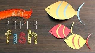 Paper Craft : Fish