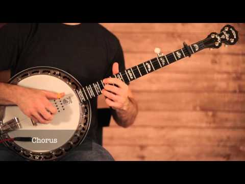 "John Denver ""Take Me Home, Country Roads"" Banjo Lesson (With Tab)"