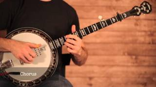 John Denver Take Me Home, Country Roads Banjo Lesson (With Tab)