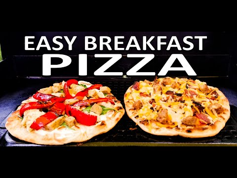 """easy-breakfast-pizza-on-the-blackstone-22""""-griddle- -cooking-with-big-cat-305"""