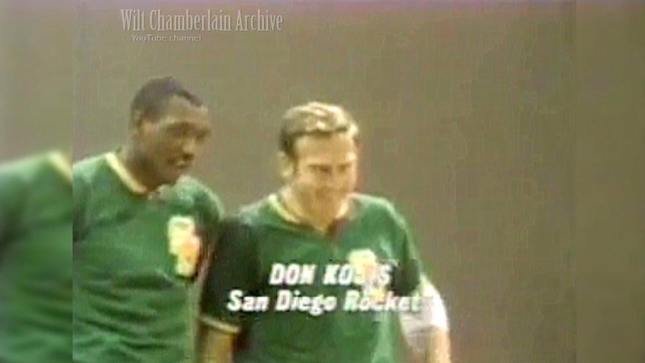 Don Kojis 8pts 5reb 3a 3stl 1969 NBA ASG Full Highlights