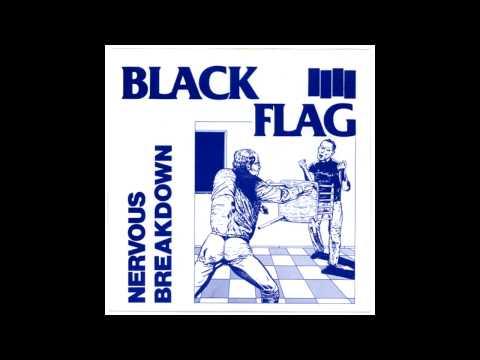 Black Flag - Nervous Breakdown [Full EP] (1978) HQ