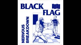 Black Flag - Nervous Breakdown [Full EP] (1978) HQ