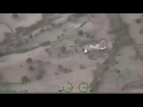 See How Nigerian Air Force Eliminates 20 Bandits in Zamfara Forest