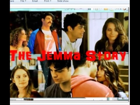 The Jemma Story (Jesus And Emma From The Fosters)  Season 4