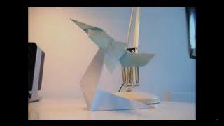 Origami Jet Plane