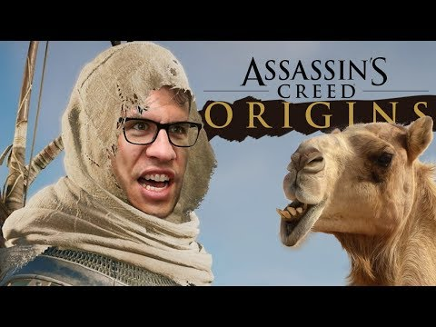 PYRAMID SCHEMES - Assassin's Creed Origins Gameplay