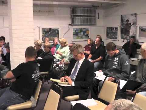 Ticonderoga Town Board Meeting  10-8-15
